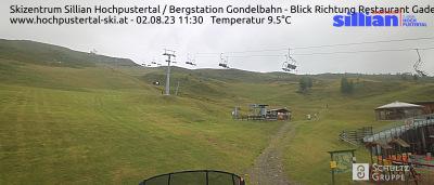 Sillian - Bergstation Gondelbahn